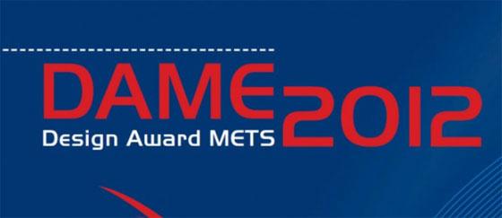 dame award 2012 nominee mets marine equipment tradeshow