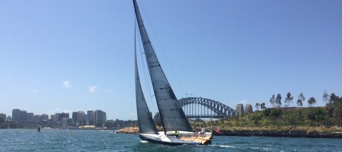 sydney boat show 2016 ritchie 38 electric daysailer