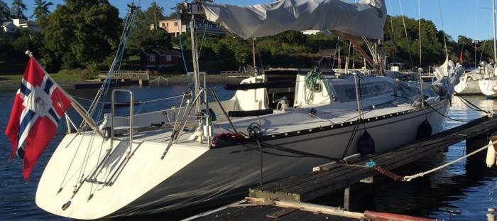 x-yachts x-99 electric sailboat