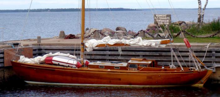 sail yacht henrietta östersjön 8 jan backman