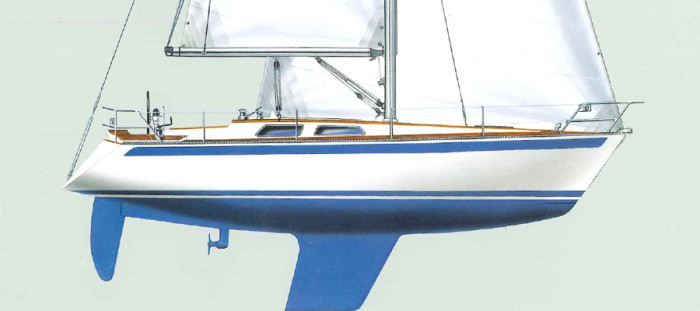 electric sweden yachts 340 electric monohull
