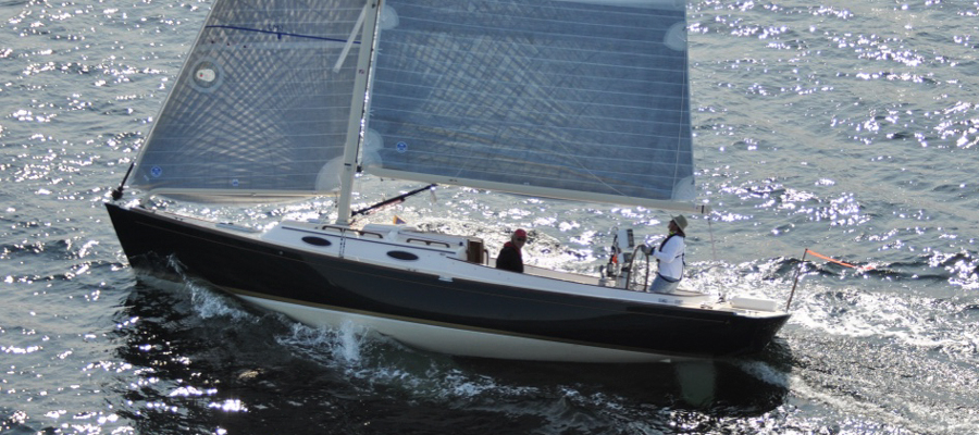 electric propulsion alerion express 33 electric sail drive