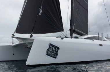Tony Longhurst's Schionning G-Force 2000 launched