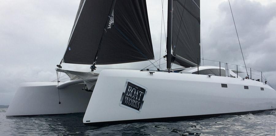 G Force 2000 Speciale Electric Catamaran