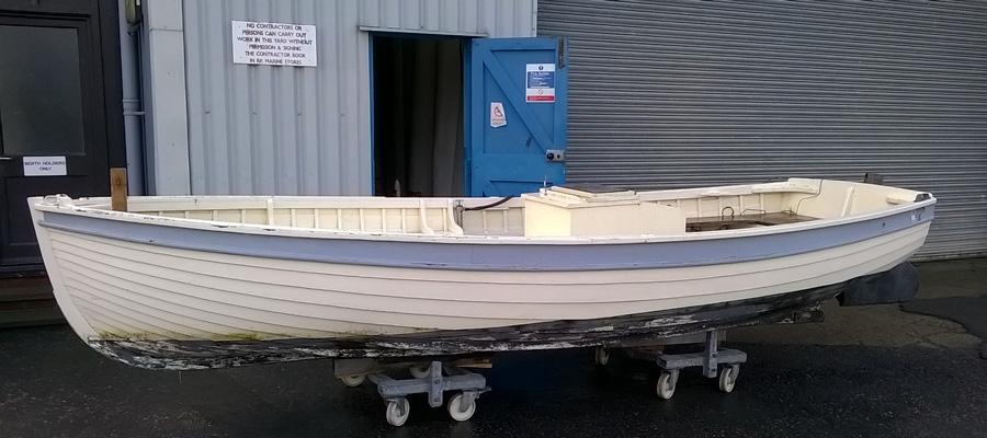 gull electric ferry oceanvolt shaft drive motor