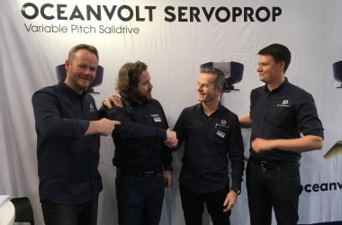 Optimus Yacht Technology appointed as Belgian agent for Oceanvolt