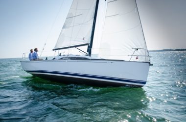 Oceanvolt Sea Trial – Annapolis Spring Sailboat Show