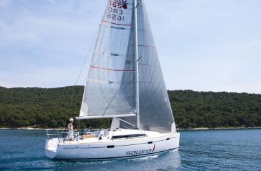 Salona Yachts enters the 'green zone'