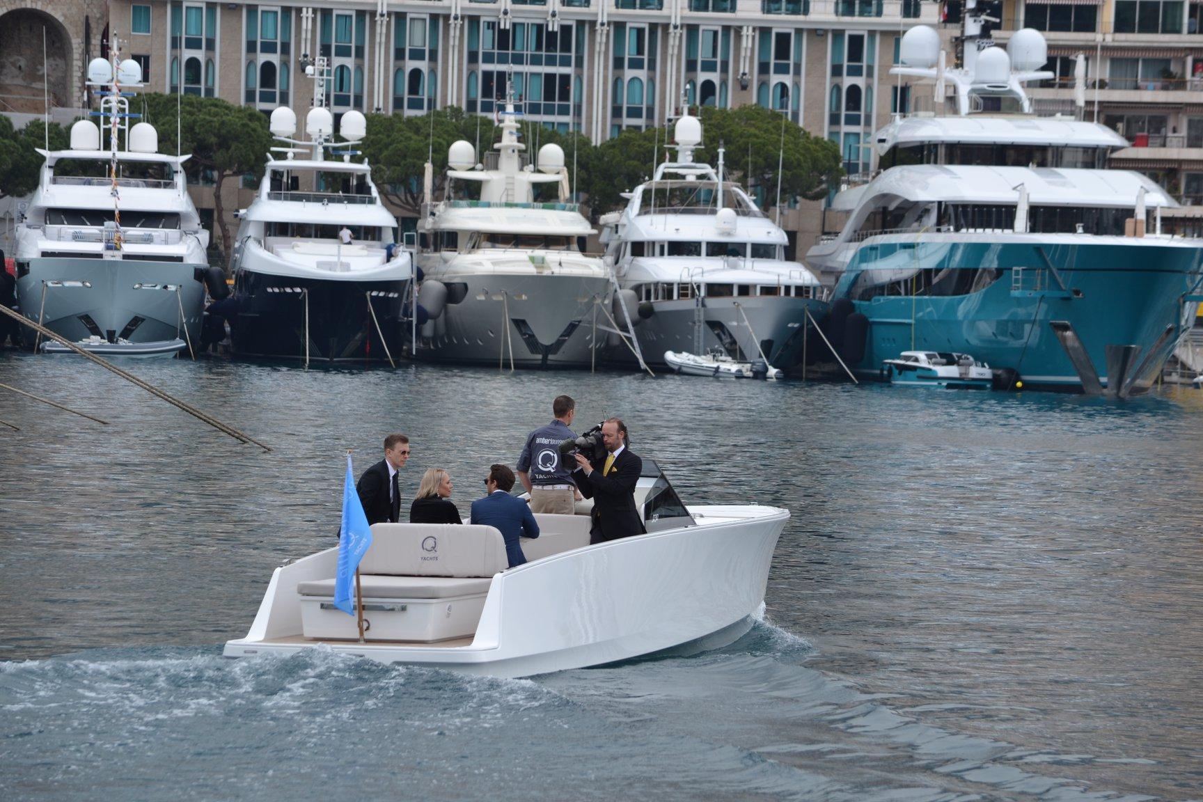 Q Yachts Q30 F1 Monaco Grand Prix 2019