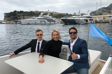 Q30 – VIP tender for Amber Lounge during F1 Monaco Grand Prix 2019