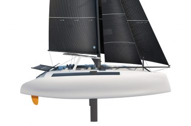 Independent Catamaran IC36