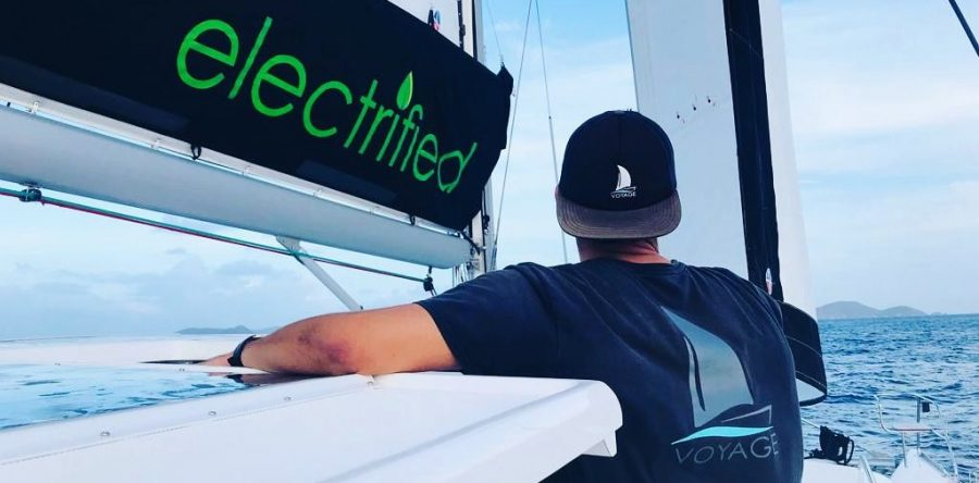 Value Of Electric Propulsion For Sailboats Enhanced User Experience Oceanvolt