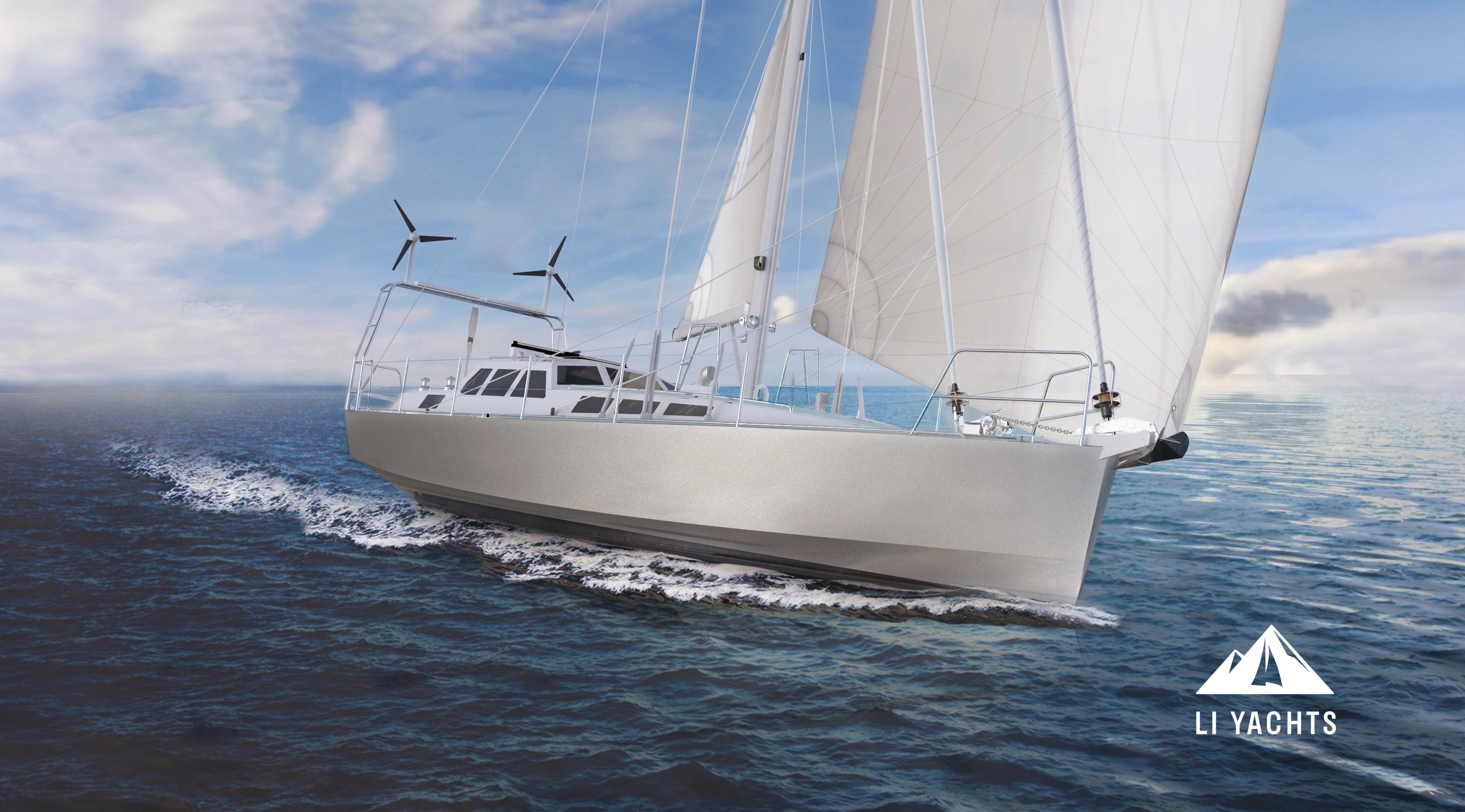 li yachts 40