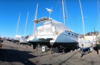 Antares 44i – Sailing Linnaea