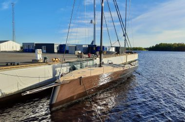 Press release: Baltic 68 Café Racer powered by Oceanvolt launched