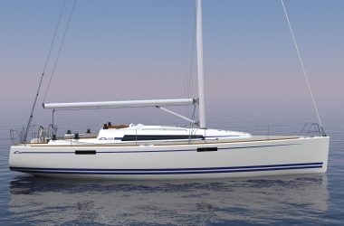 New Arcona 415 – The first yacht with Zero Emissions propulsion as standard